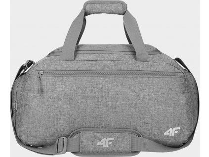Sportovní taška 4F TPU214 Šedá