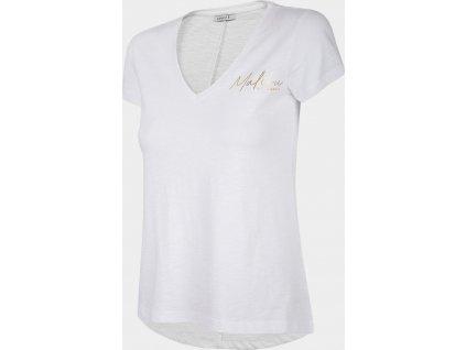 Dámské tričko Outhorn TSD616 Bílé