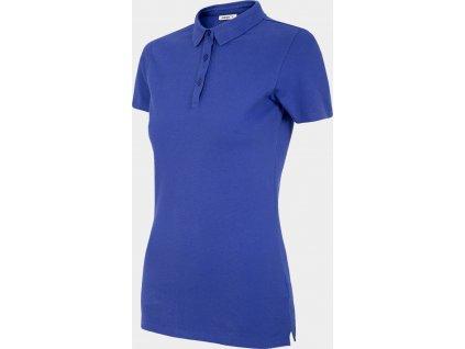 Dámské polo tričko Outhorn TSD622 Modré