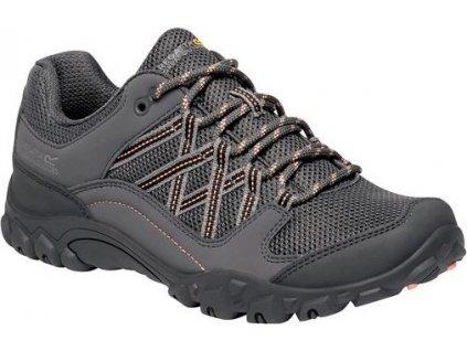 Dámská trekingová obuv  REGATTA RWF617 Lady Edgepoint III  Šedá