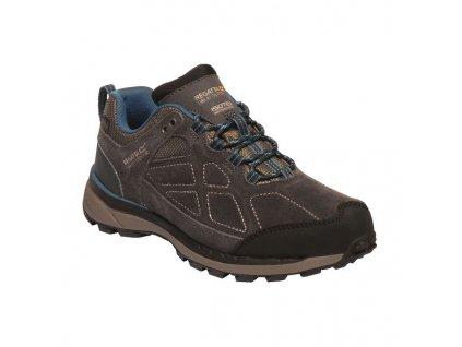 Dámská trekingová obuv REGATTA RWF576 Hnědé