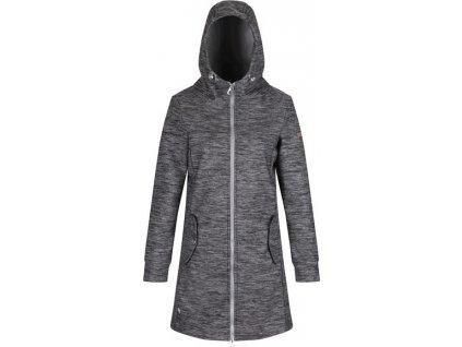 Dámský softshellový kabát Regatta RWL175 Adelphia Šedý
