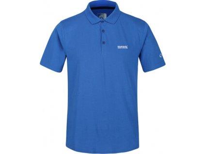 Pánské polo tričko Regatta Sinton 48U modré