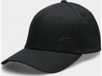 Pánská kšiltovka 4F CAM206 Černá