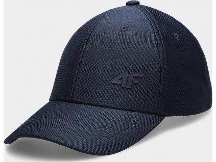 Pánská čepice 4F CAM208 tmavě modrá
