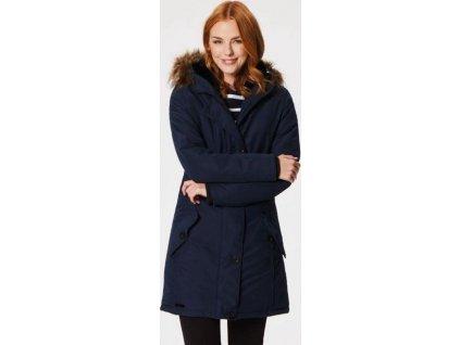 Dámský zimní kabát Regatta Saffira 540 tmavě modrý