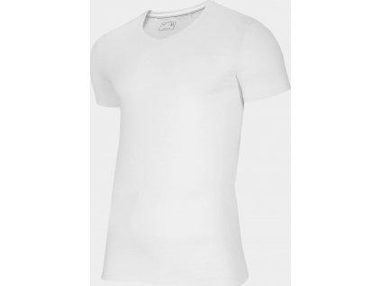 Pánské tričko 4F TSM317 Bílé