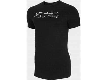 Pánské tričko 4F TSM201 Černé