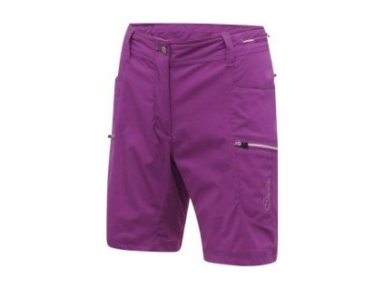 Dámské cyklistické šortky Dare2B Surmount Short PerformPurpl fialové