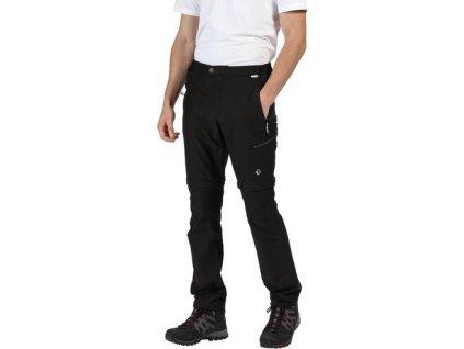 Pánské kalhoty Regatta Highton Z/O Trs 800 černé