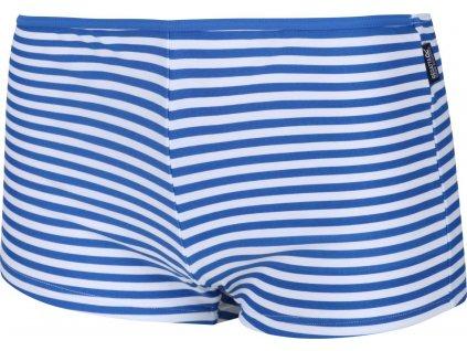 Dámské plavkové šortky Regatta AceanaBikiniShort V0S proužek