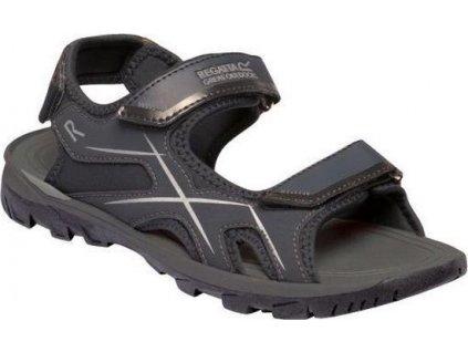 Pánské sandály Regatta Kota Drift 38 šedé