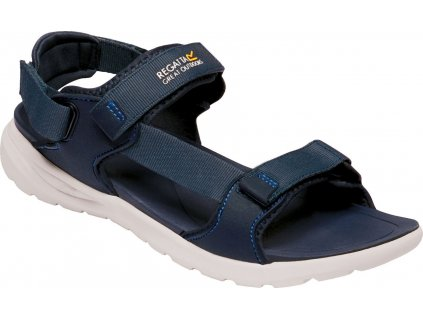 Pánské sandály REGATTA RMF658-5PM tmavě modré