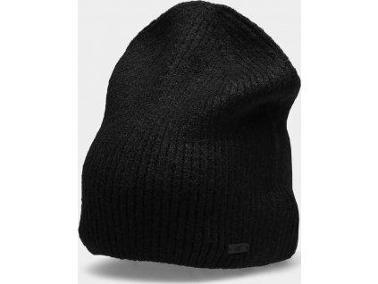 Dámská čepice 4F CAD102 Černá