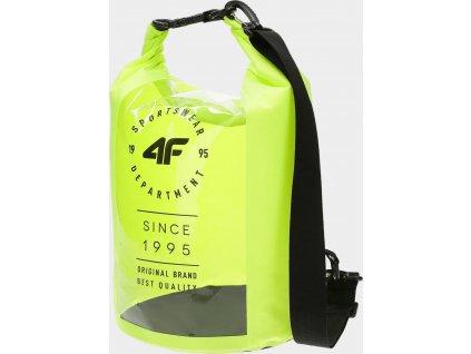 Plážová taška 4F TPL202 zelená neon