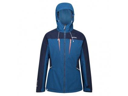 Damska kurtka ocieplana Regatta RWP 317 Wm Highton Stretch Niebieski 06