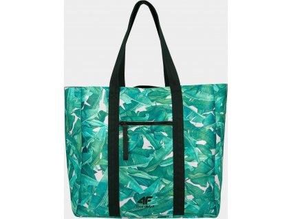 Plážová taška 4F TPL204 Zelená
