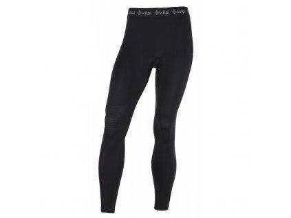Pánské termo kalhoty Knob-m černá - Kilpi