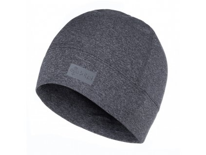 Unisex čepice Tail-u tmavě šedá - Kilpi