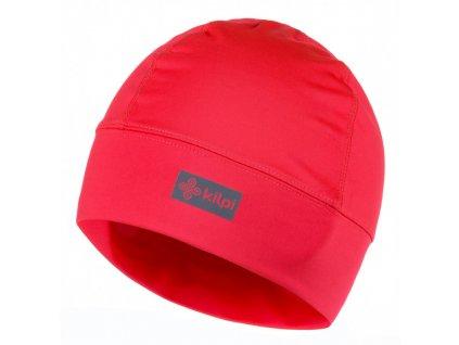 Unisex čepice Tail-u růžová - Kilpi
