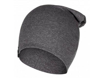 Dámská čepice Nora-w tmavě šedá - Kilpi UNI