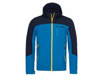 Pánská softshellová bunda Milo-m tmavě modrá - Kilpi