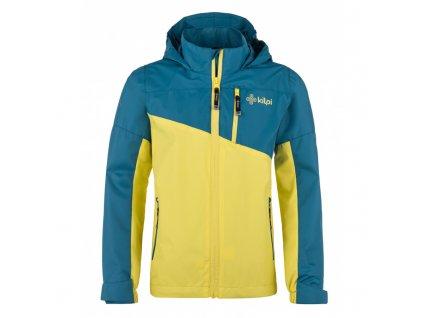 Chlapecká outdoorová bunda Orleti-jb tmavě modrá - Kilpi