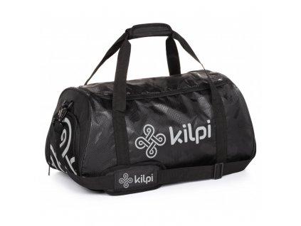 Fitness taška Drill-u černá - Kilpi 35L