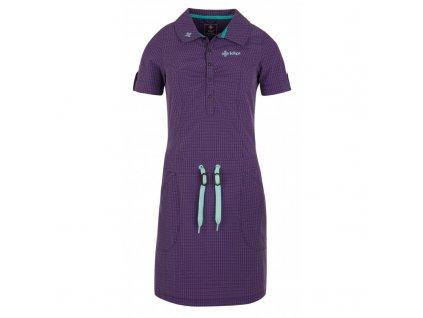 Dámské šaty Kalkata-w fialová - Kilpi