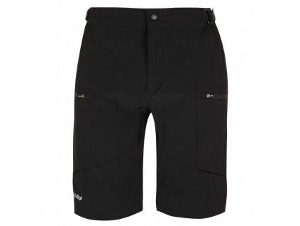 Pánské šortky Huron-m černá - Kilpi