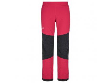 Dětské kalhoty Rizo-j růžová