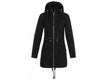 Dámský kabát Pau-w černá