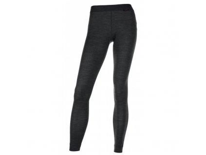 Dámské termo kalhoty Spancer-w tmavě šedá - Kilpi