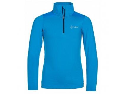Dětské funkční tričko Wilke-j modrá - Kilpi
