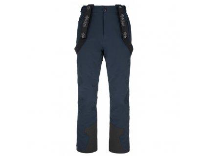 Pánské lyžařské kalhoty Reddy-m tmavě modrá (NADMĚRNÁ VELIKOST)