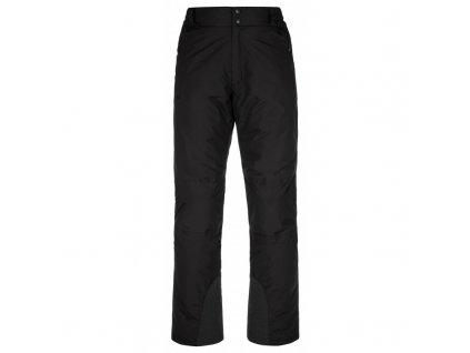 Pánské lyžařské kalhoty Gabone-m černá
