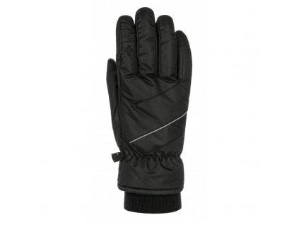 Lyžařské rukavice Tata-u černé