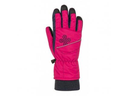 Dětské rukavice Kenny-j růžová