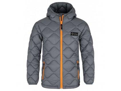 Chlapecká zimní bunda Rebeki-jb modrá 122