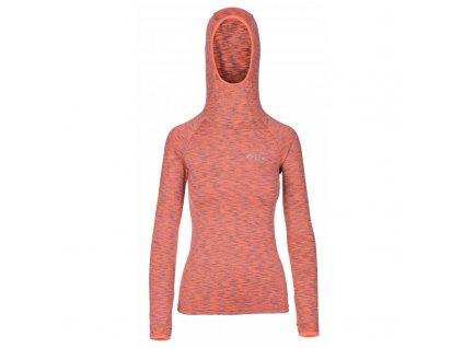 Dámské funkční tričko Diver-w světle červené - Kilpi