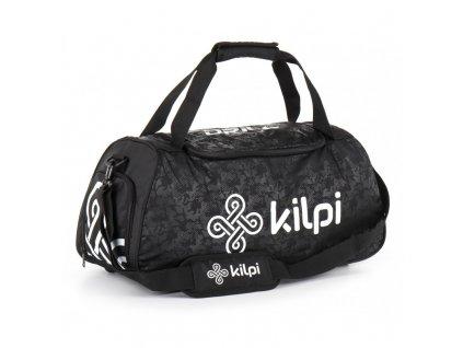 Fitness taška Drill černá - Kilpi 35L