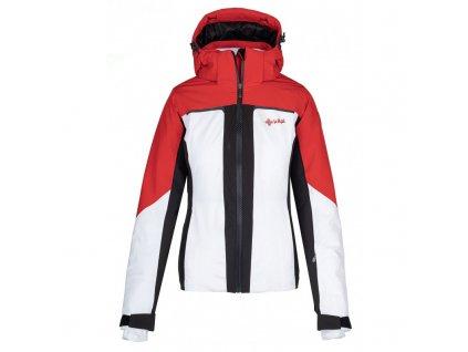 Dámská lyžařská bunda Madeia-w bílá
