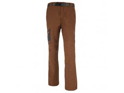 Pánské kalhoty James-m oranžová - Kilpi
