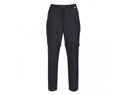 Dámské outdoorové kalhoty Regatta Highton Z O Trs 38 šedé 03