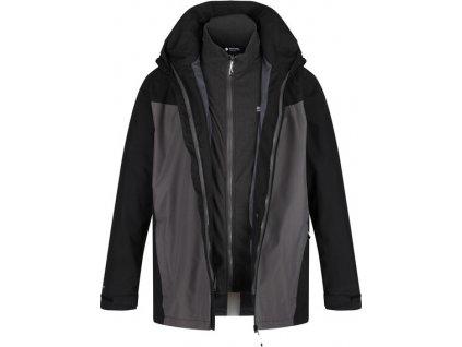 Pánská zimní bunda 3v1 Telmar III 92B šedá