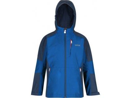 Dětská bunda Regatta RKW260 Jnr Calderdale II S79 modrá