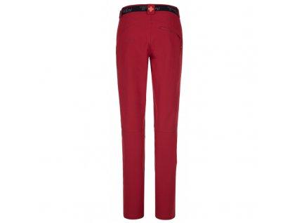 Dámské outdoorové kalhot Wanaka-w tmavě červená - Kilpi