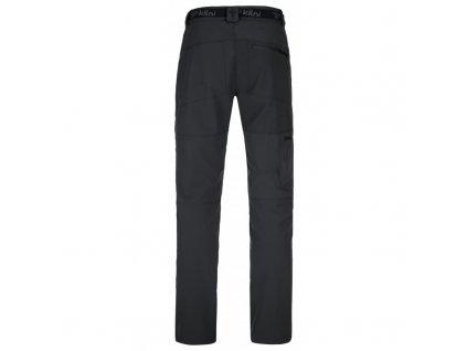Pánské outdoorové kalhoty James-m černá - Kilpi