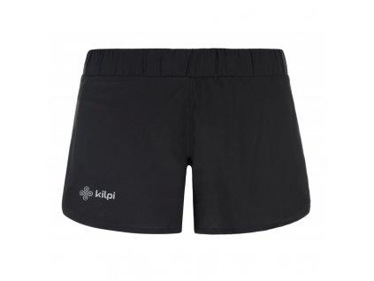 Dámské běžecké šortky Lapina-w černá - Kilpi
