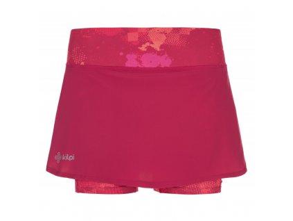 Dámská sportovní sukně Titicaca-w růžová - Kilpi